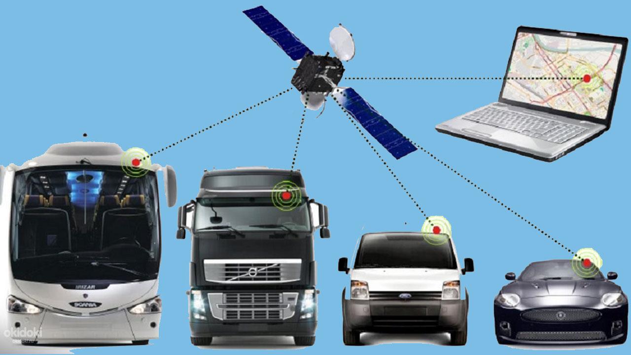 Система глонасс для контроля транспорта: особенности, принцип работы, преимущества