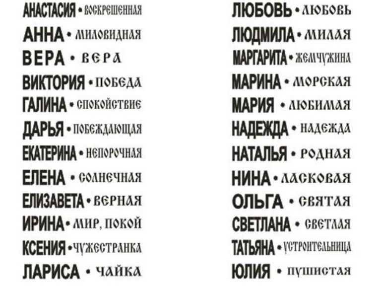 Значение имени ольга: что означает, происхождение, характеристика и тайна имени