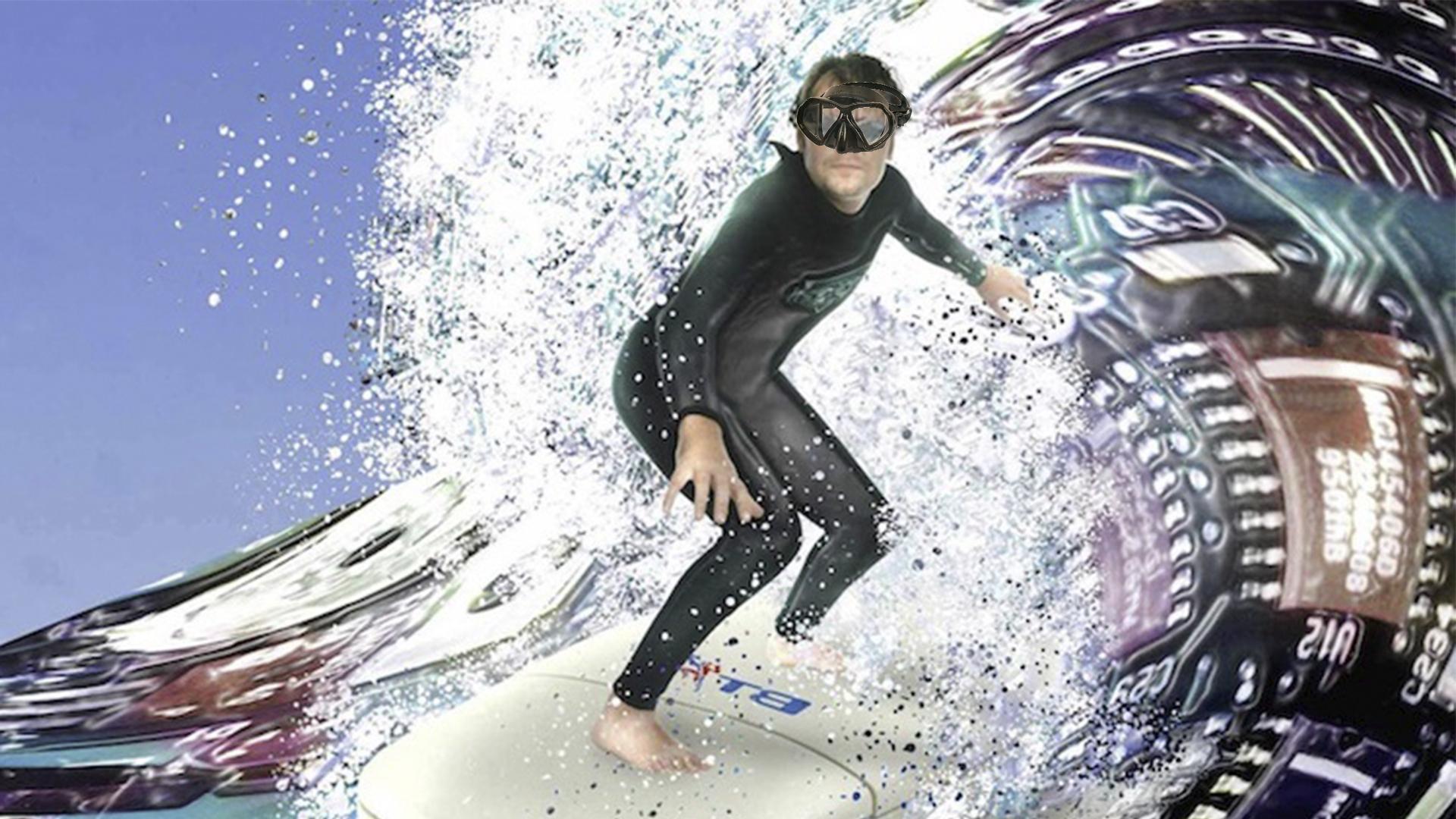 История серфинга от древности до наших дней - wavehouse