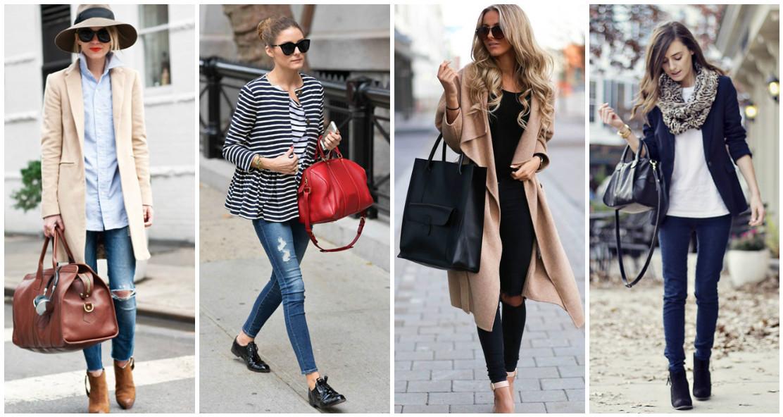 С чем носить джинсы-скинни? ультрамодные сочетания 2021