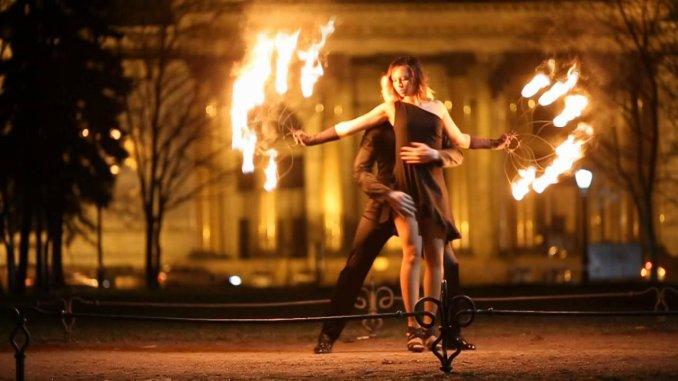 Что такое фаер? субкультура и модное великолепное шоу