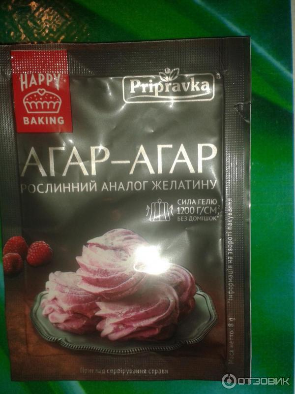 Агар-агар: что это такое и как применять в кулинарии