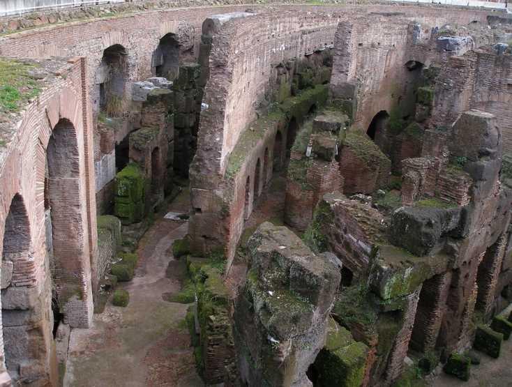 В какой стране находится колизей - история, описание, интересные факты