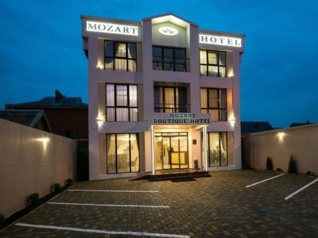 Типология гостиниц