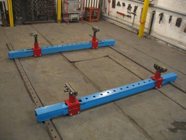 Стапели для кузовного ремонта: виды, особенности конструкций, описание :: syl.ru