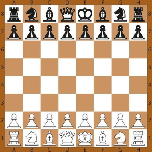 Урок одиннадцатый. шахматная рокировка и все о ней.
