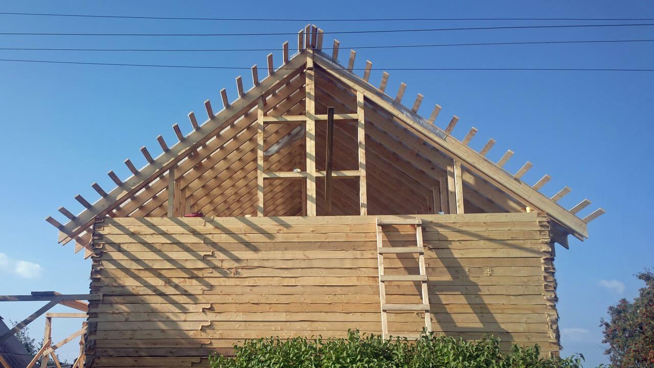 Фронтон крыши дома: что это, как обустроить, варианты дизайна
