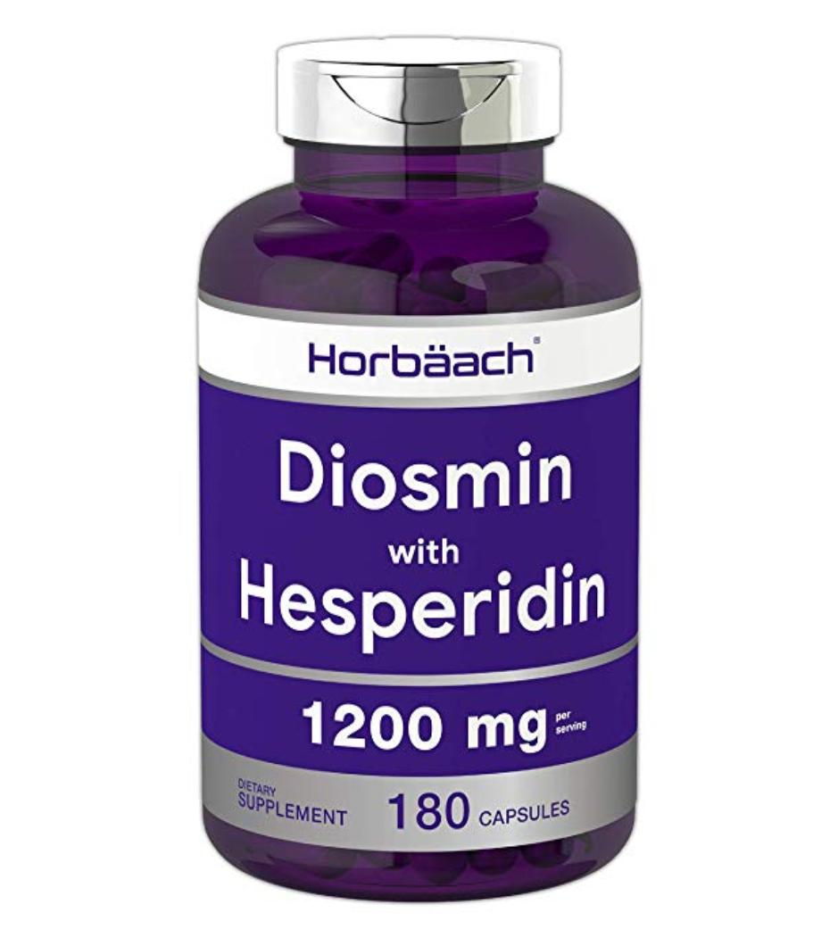 Лекарства - гесперидин