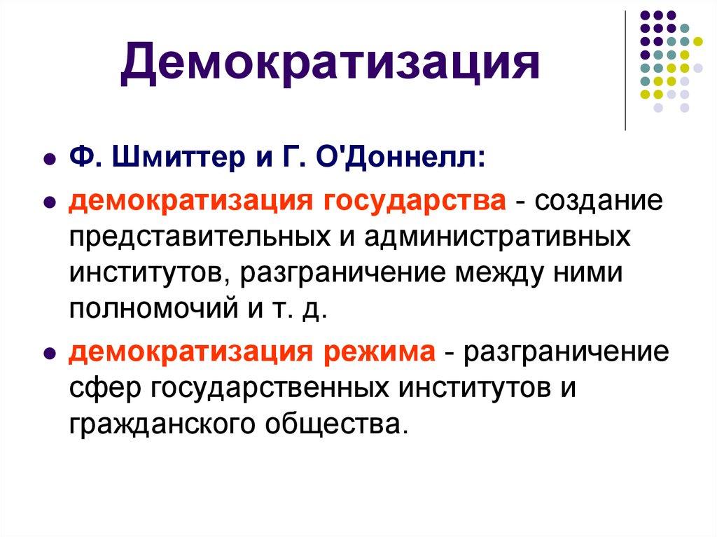 Обсуждение:демократизация — википедия. что такое обсуждение:демократизация