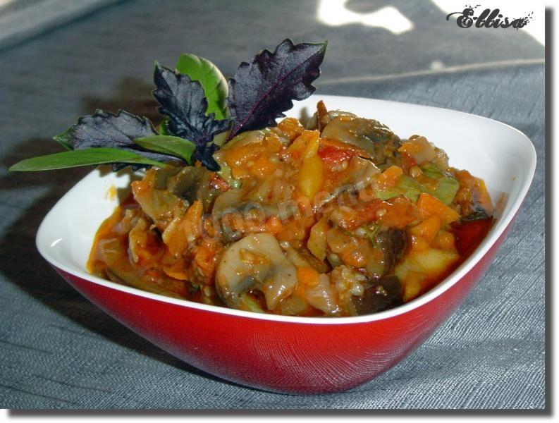 Овощное соте из овощей - 17 рецептов - 1000.menu