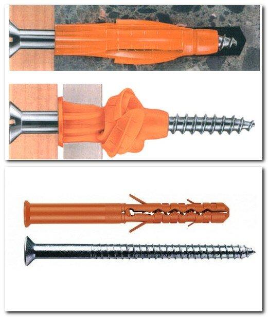Забиваемый металлический дюбель: особенности выбора и использования