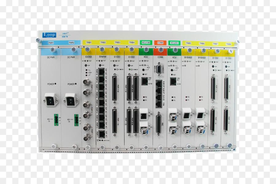 Мир электроники - мультиплексор и демультиплексор