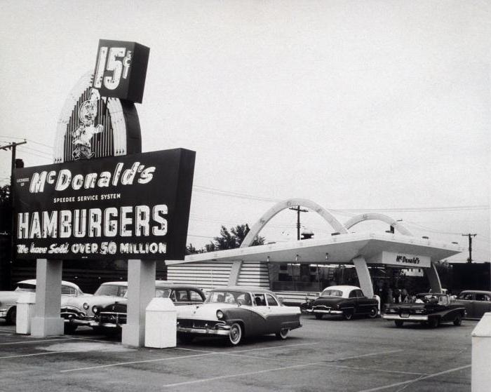 Макдональдс меню и цены на сегодня