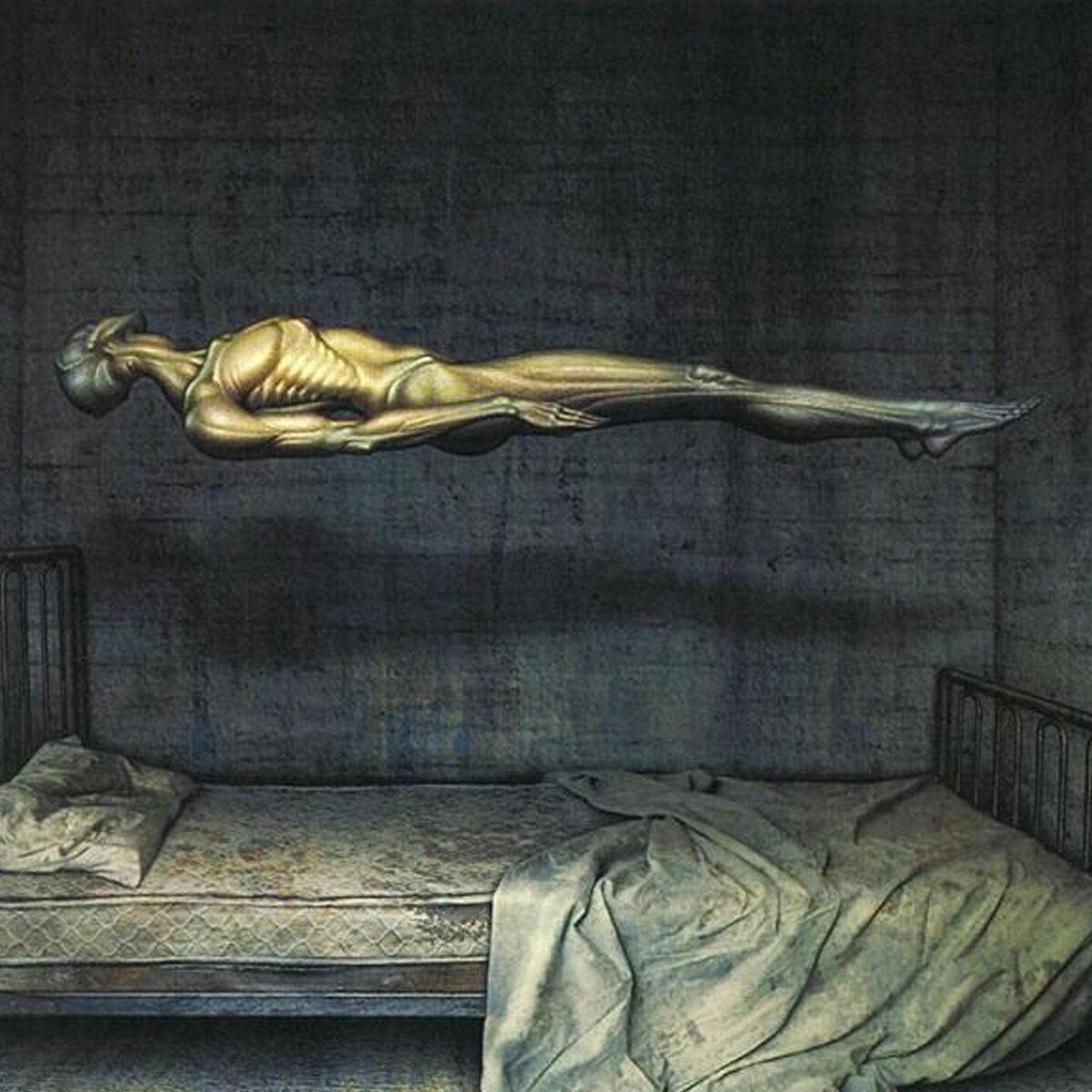 Что такое сонный паралич или синдром старой ведьмы - причины возникновения и опасные последствия