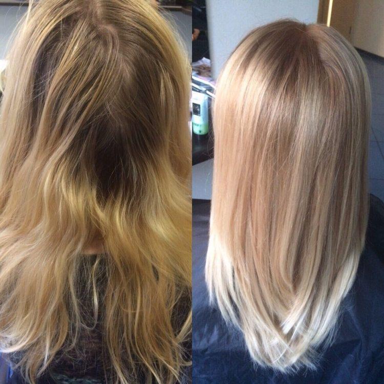 Тонирование волос: чем отличается от обычного окрашивания, как правильно затонировать локоны женщинам