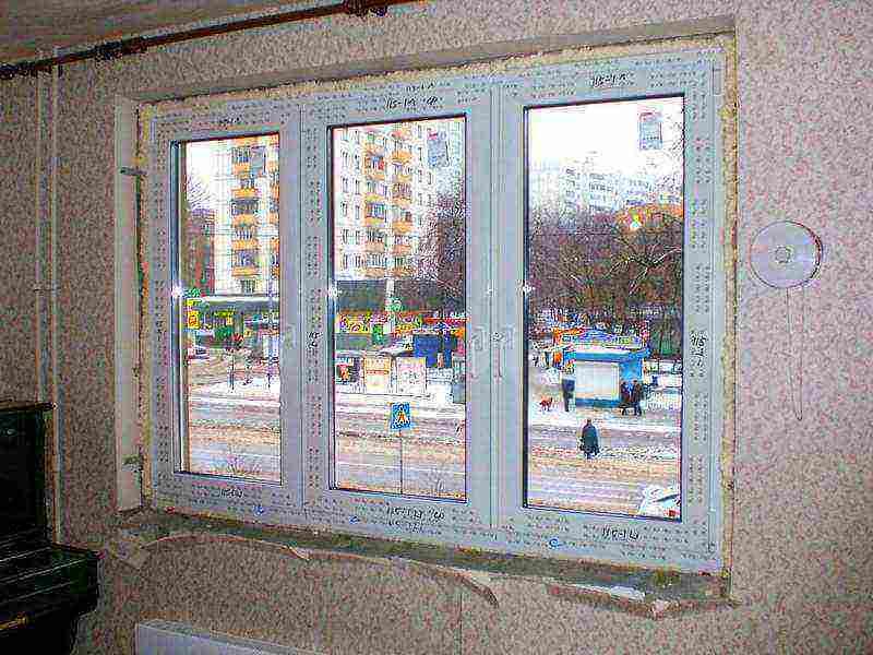 Откосы для пластиковых окон: материалы для внутренней и наружной отделки