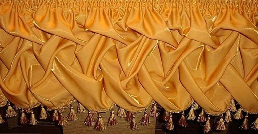 Все что нужно знать о драпировке ткани: описание