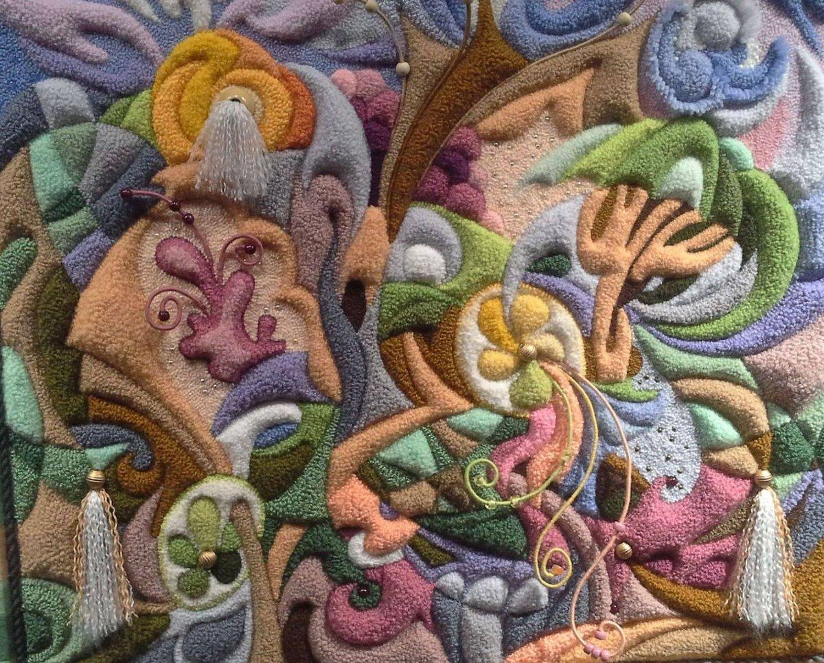 Гобелен — декоративная ткань высокой художественной ценности
