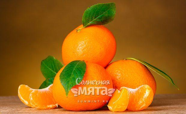 Познавательные факты о мандаринах (фрукт или ягода)