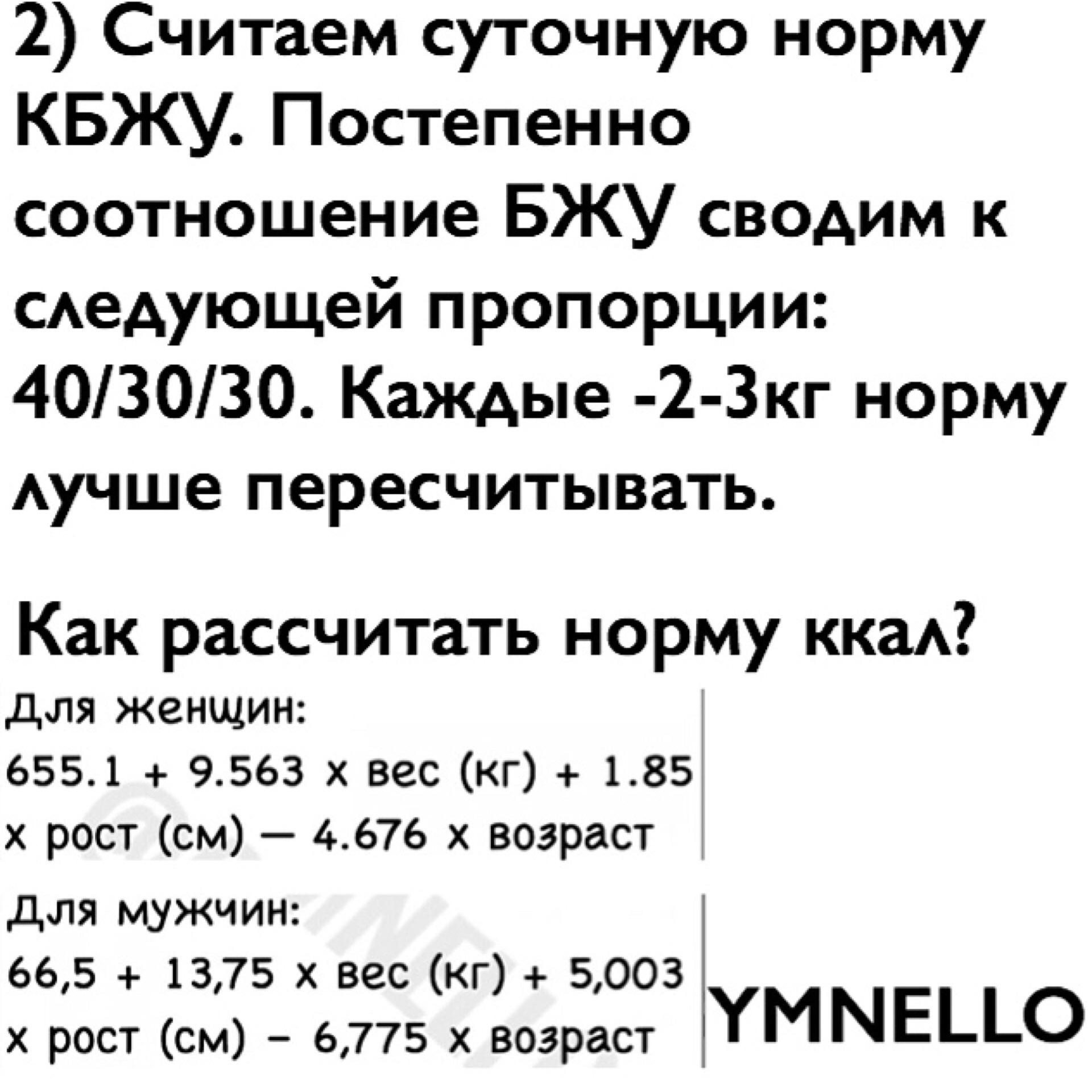 Для новичков: все о кбжу — newyorkfitspo.ru