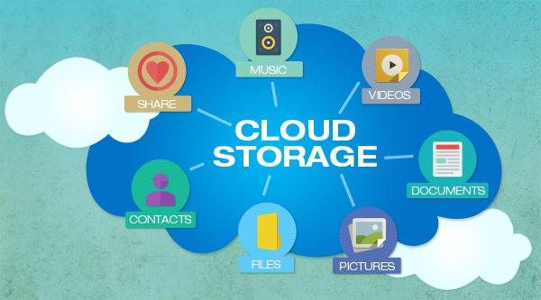Облачное хранилище данных | создать облако для хранения файлов