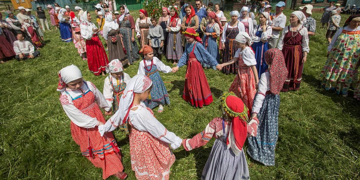 Троица. история и традиции праздника