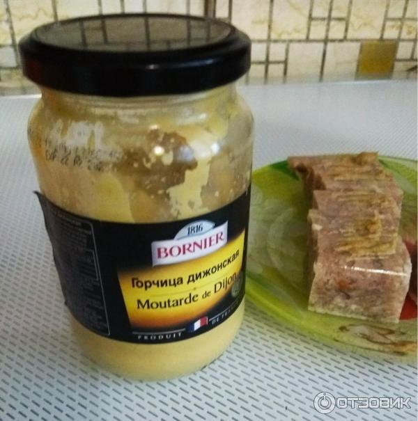 Дижонская горчица — что это такое?