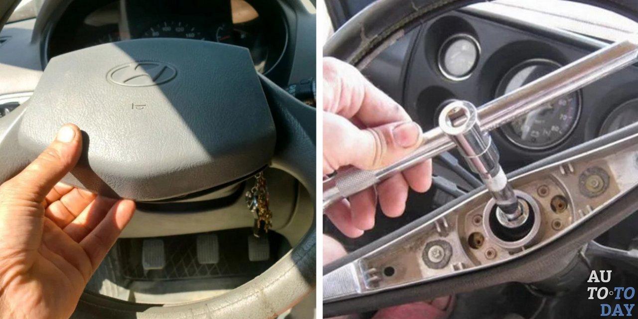 Рулевой люфт автомобиля: особенности диагностики и ремонта