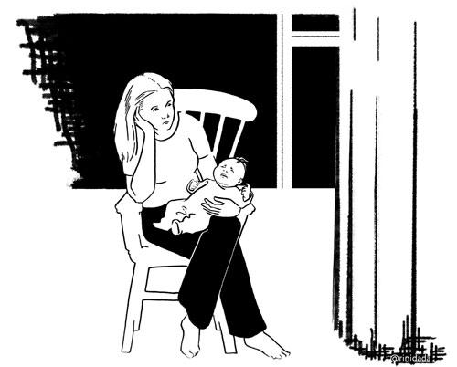 Послеродовая депрессия – симптомы и лечение, как бороться с этим недугом