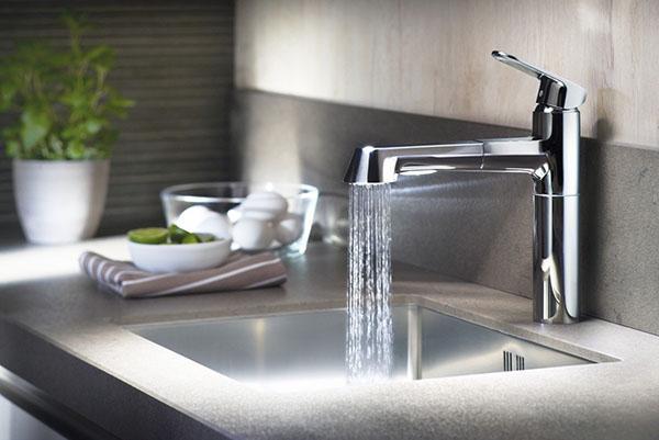 Виды смесителей: кухонные, для ванны, классификация смесителей по месту установки