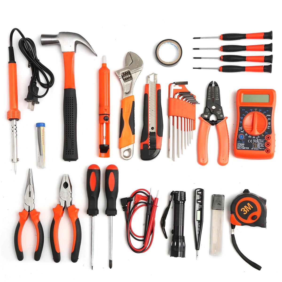 Ручной инструмент: виды и назначение - ремонт и дизайн