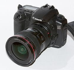 Как устроен зеркальный фотоаппарат
