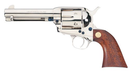 Первые револьверы россии