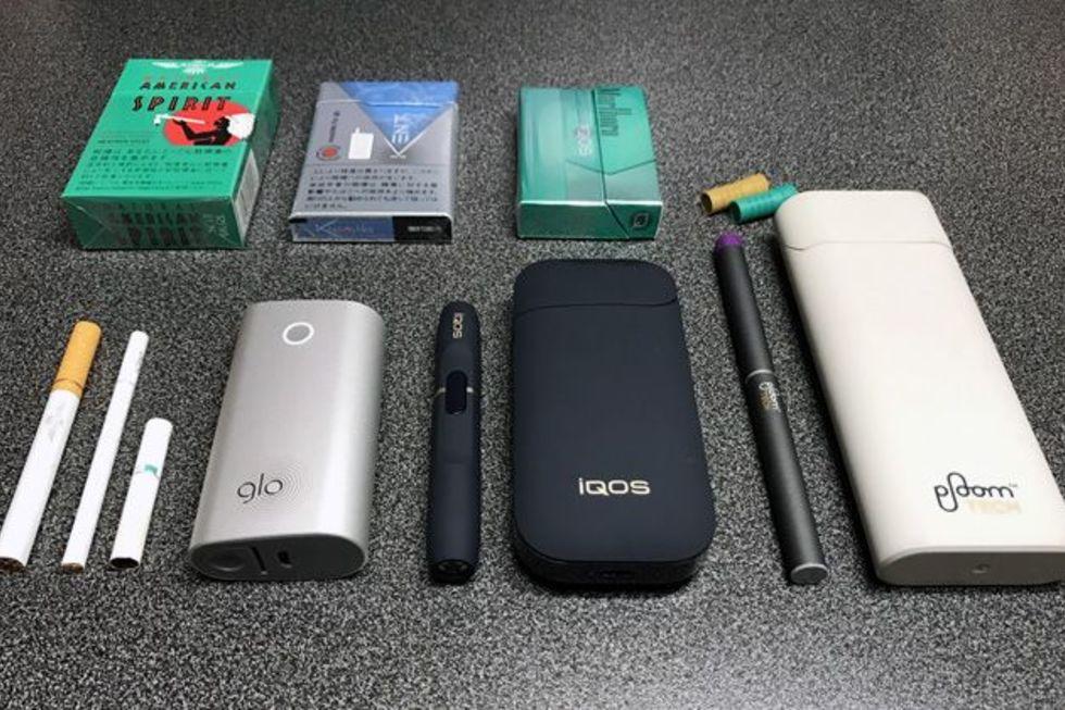 Система нагревания табака juul: обзор и сравнение с iqos