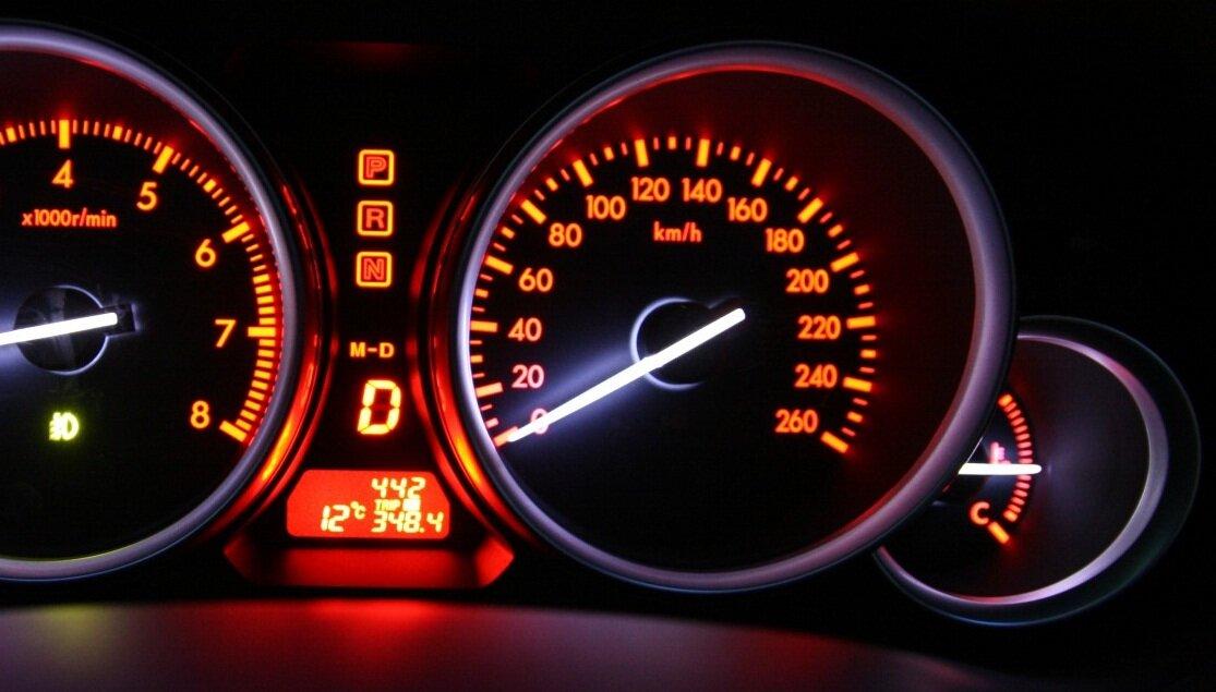 Что такое одометр в автомобиле   dorpex.ru