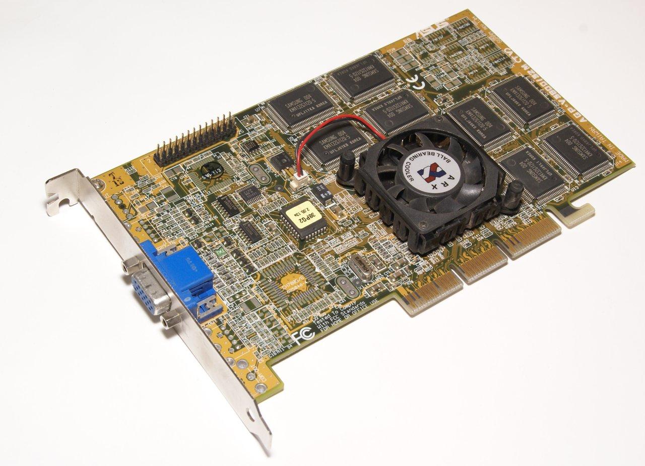 Что такое видеокарта компьютера?
