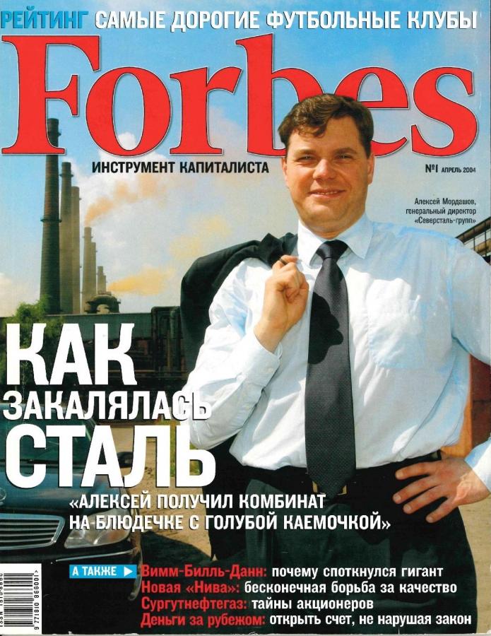 История бренда - forbes — реальное время