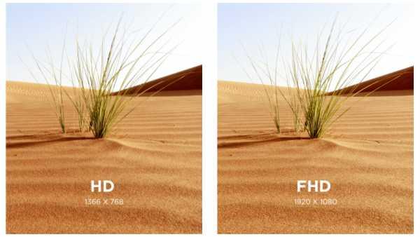 Hd и full hd: чем они отличаются и что лучше? | в чем разница