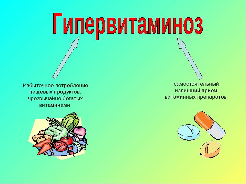 Гипервитаминоз витамина а в организме, симптомы, как вывести