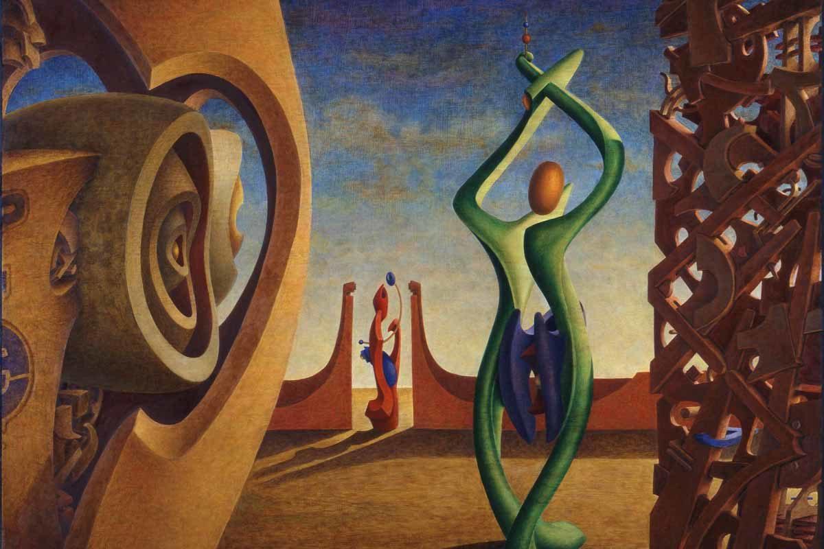Что такое сюрреализм - узнай что такое