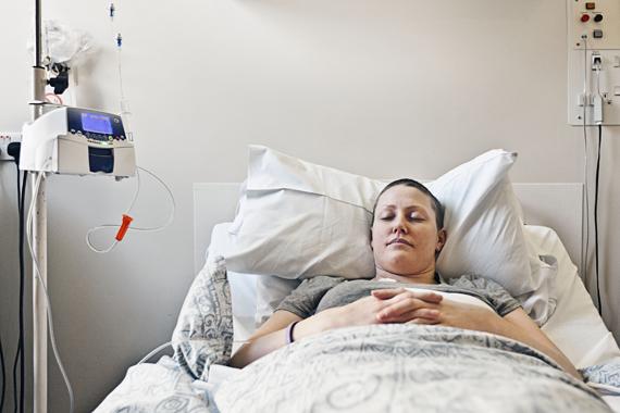 Химиотерапия для лечения рака желудка