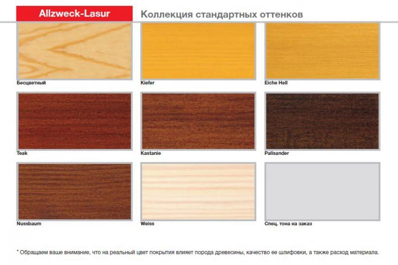 Лессировочный состав — декор и защита для дерева. лессирующие составы