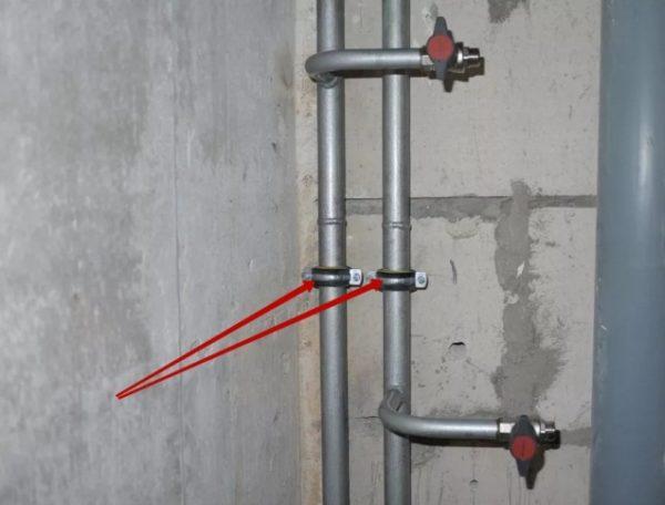 Стояки водоснабжения в многоквартирном доме | elektriksan.ru