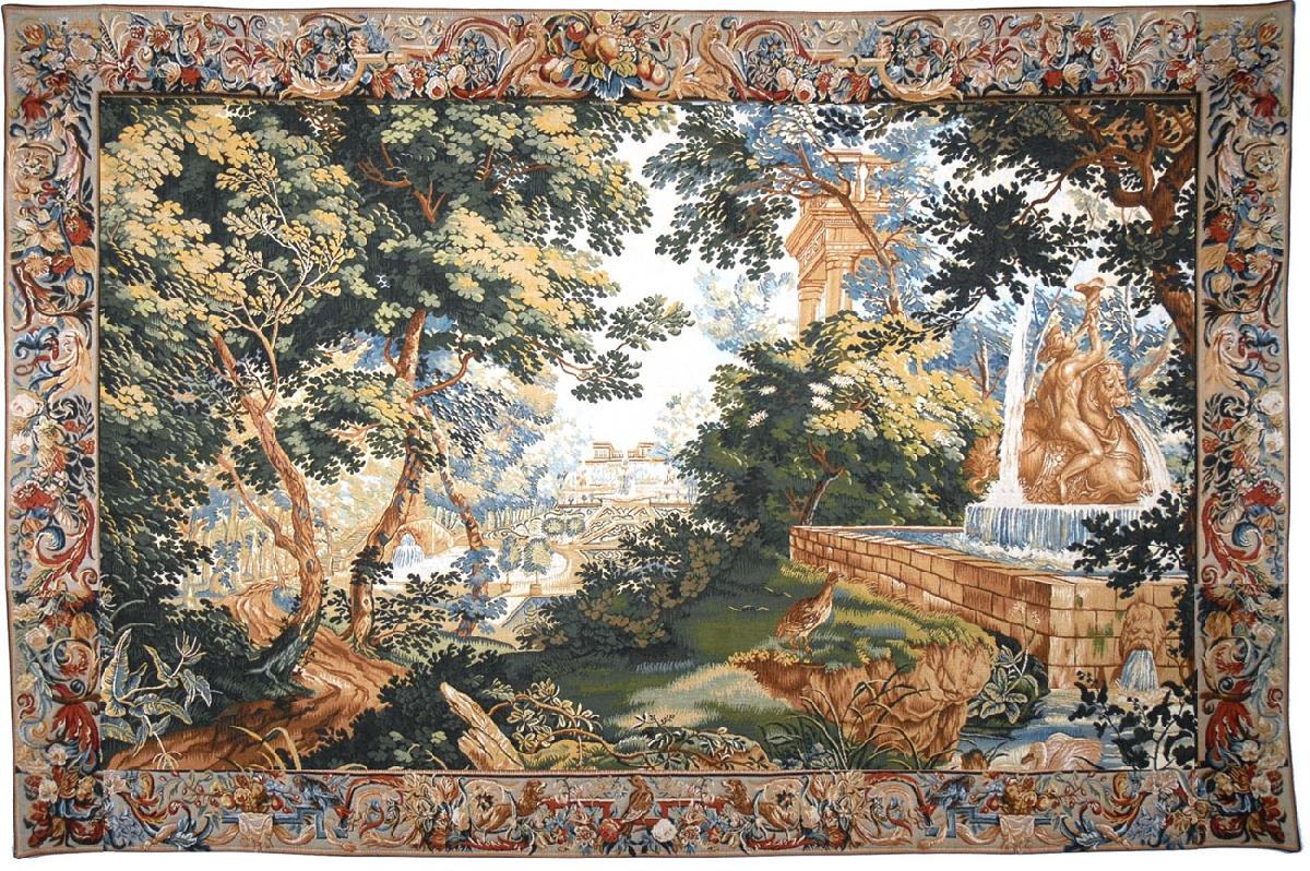 Гобелен (61 фото): что это такое, нетканые ковры ручной работы на стену в интерьере, техника изготовления