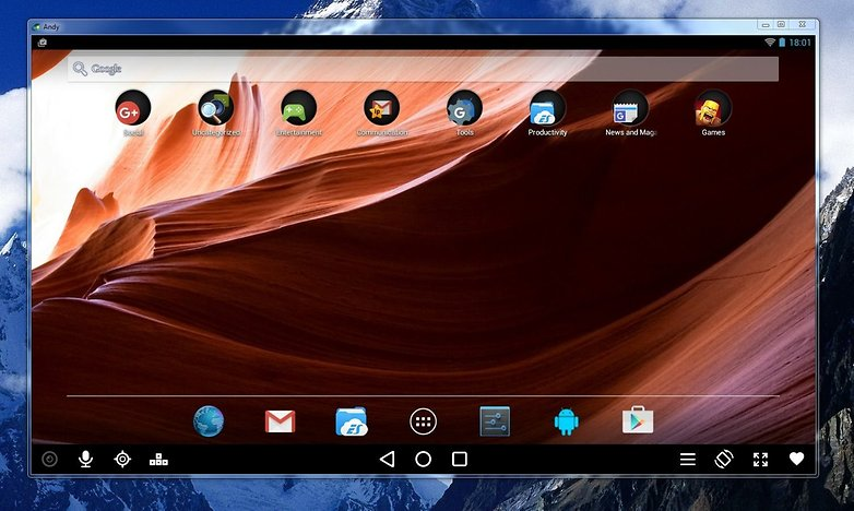 20 эмуляторов android на пк с windows, macos и linux • блог системного администратора
