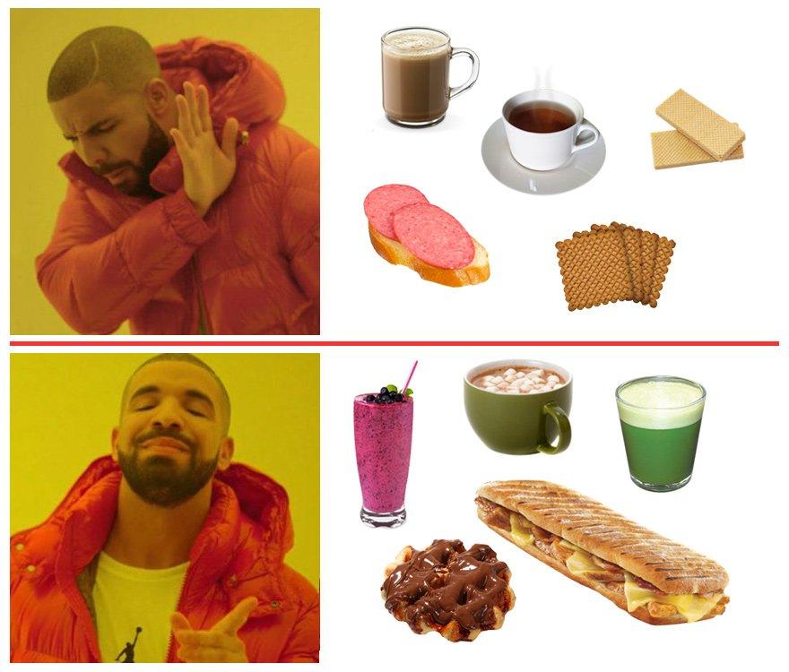 Что есть на полдник при правильном питании?