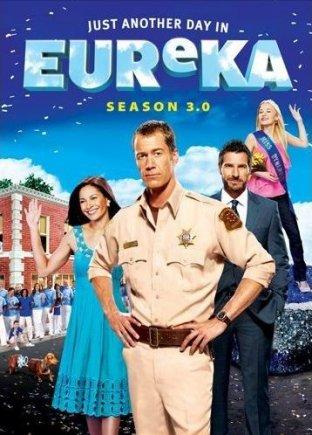 Эврика (телесериал) — википедия. что такое эврика (телесериал)