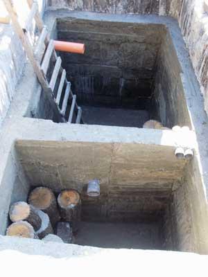 Кессон для скважины: что это такое, какой лучше выбрать в строительстве