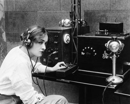 Принцип работы радио