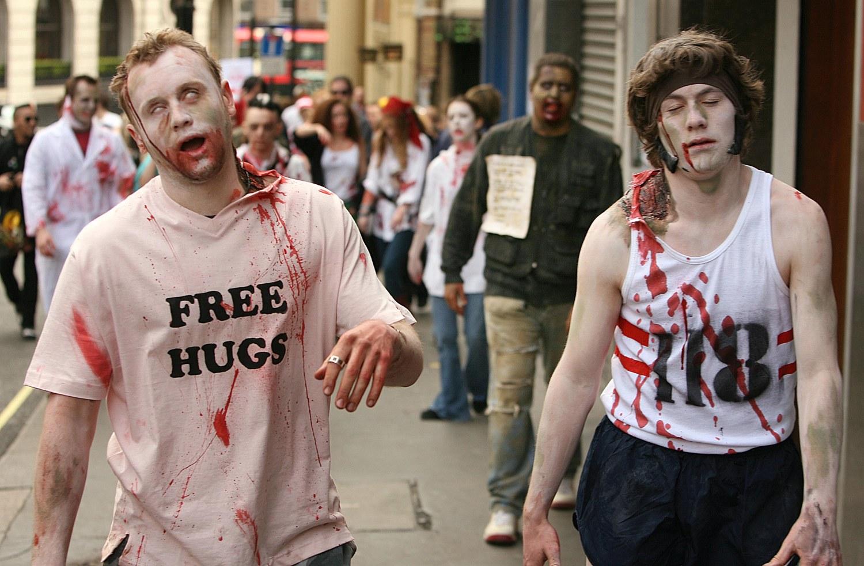 Зомби-апокалипсис — википедия с видео // wiki 2